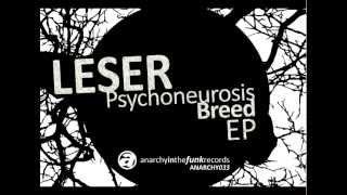 Leser - Psychoneurosis Breed EP (Preview Release)