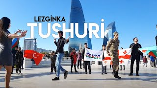 Kavkaz song   Tushuri - lezginka  Georgian song Muhteşem Müzik süper ezgi