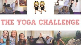 The Yoga Challenge | Avery, Anika & I