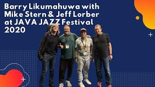 Mike Stern, Jeff Lorber, Barry Likumahuwa,  Joel Taylor Live at Java Jazz Festival 2020