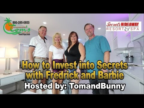 Toms Trips Party in the USA at Secrets Hideaway 2020 from YouTube · Duration:  5 minutes 43 seconds