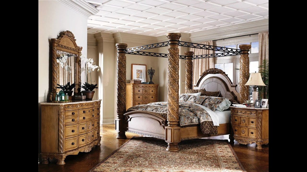 Ashley Home Furniture Bedroom Sets YouTube