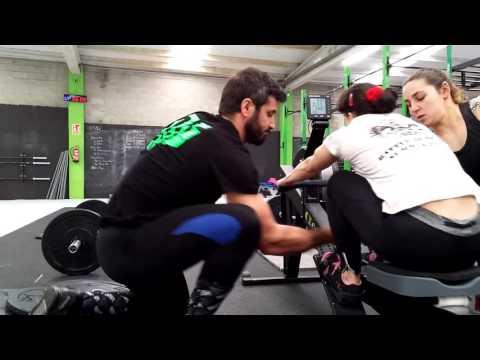 Firebricks VBOTT WOD16 2 A+B Elite CrossFit Turoqua