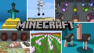 Minecraft 1.15 Forge Mods Of The Week | Scenic, Craft and Hunt, Strange, Floricraft3 and More!