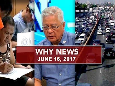 UNTV: Why News (June 16, 2017)