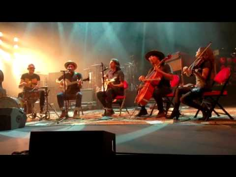 The Avett Brothers - Wanted Man and Way Downtown (covers) - The Capital Theater Port Chester 5.12.17