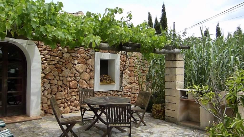 Ferienfinca f r fincaurlaub maritano auf mallorca for Gartengestaltung bauernhof