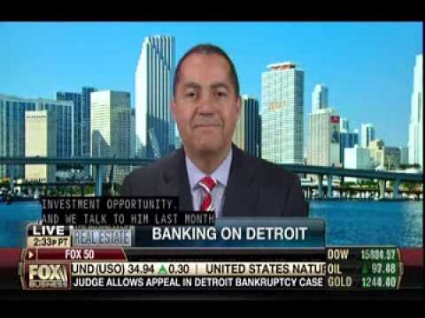 R. Donahue (Don) Peebles on Money /w Melissa Francis, Fox Business: Oakland, a Solid Land Investment