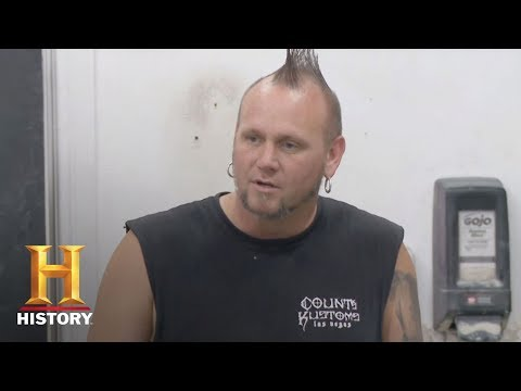 Counting Cars: Flamin' and Misbehavin' - Preview | HISTORY