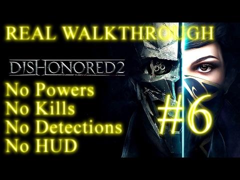 Dishonored 2 - Walkthrough - Very Hard - No Powers - Jindosh Lock