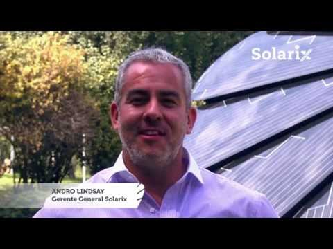 Solarix Chile en alianza con smartflower energy technology GmbH
