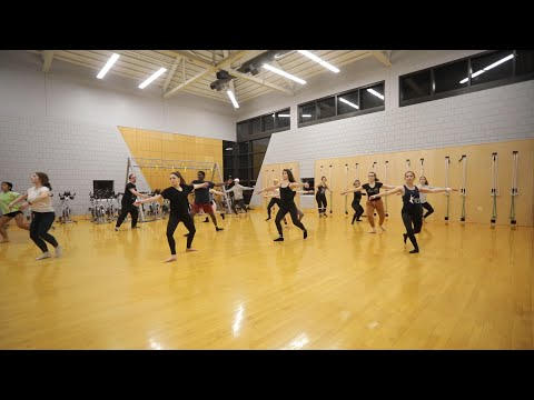 IC Defy Dance Company Hosts First Open Rehearsal