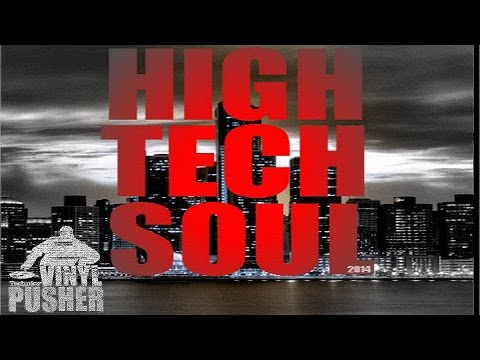 DeepTechno - Detroit Techno2016 / VINYL VIDEO MIX - Eric Cabrera @High Tek Soul PartyJ