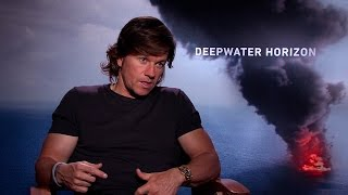 Deepwater Horizon - Mark Wahlberg im Interview