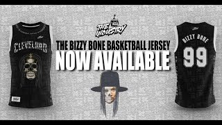 d42c011b501 The Bizzy Bone Basketball Jersey by The Industry - Industry Pieces