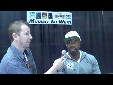 Michael Jai White - Rock and Awe Interview