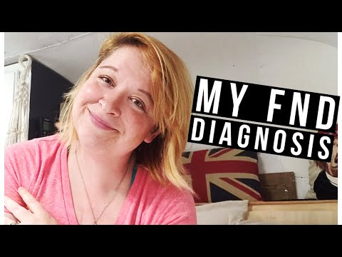 My Functional Neurological Disorder (FND) Diagnosis.