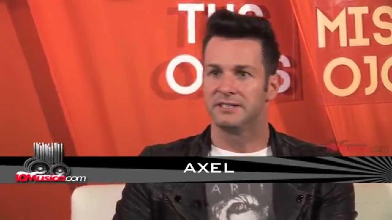 Axel -- Entrevista 10Musica