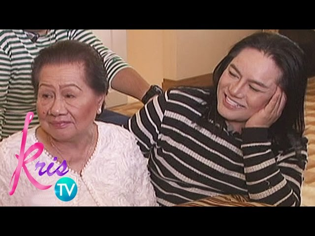 Kris TV: How Joel's mother accepted his gender?