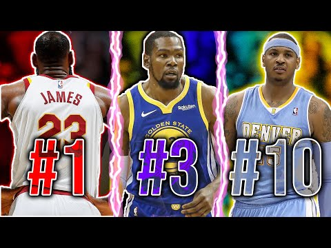 Ranking The Best Small Forwards From EVERY NBA Team (All Time)
