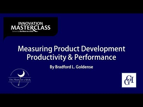 Webinar: Measuring Product Development Productivity And Performance