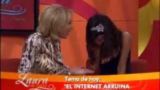 """""""Eres un palo vestido"""" - Laura de Todos"""