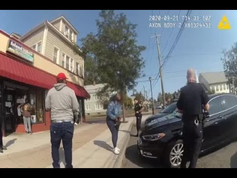 BODY CAMERA: Hartford Police Release Body Camera Footage Of Arrest