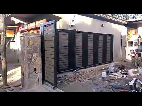 Automatic gate Mauritius
