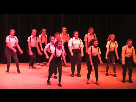 Stoke School Sport Partnership and oPEn - Dance 2017 Compilation (5 minute version)