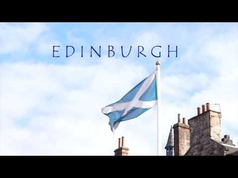 Edinburgh Travel Video United Kingdom(UK) - Oct/2018