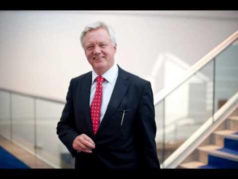 David Davis MP delivers speech on the economic case for Brexit