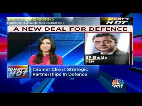 KPMG's Amber Dubey & M&M's SP Shukla On Strategic Partnerships in Defence