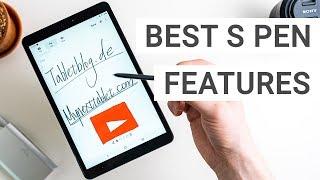 Samsung Galaxy Tab A 8.0 (2019): Best S Pen Tipps & Tricks