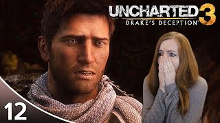 OMG SULLY NO!! | Uncharted 3 Gameplay Walkthrough Part 12