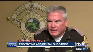 Preventing accidental shootings