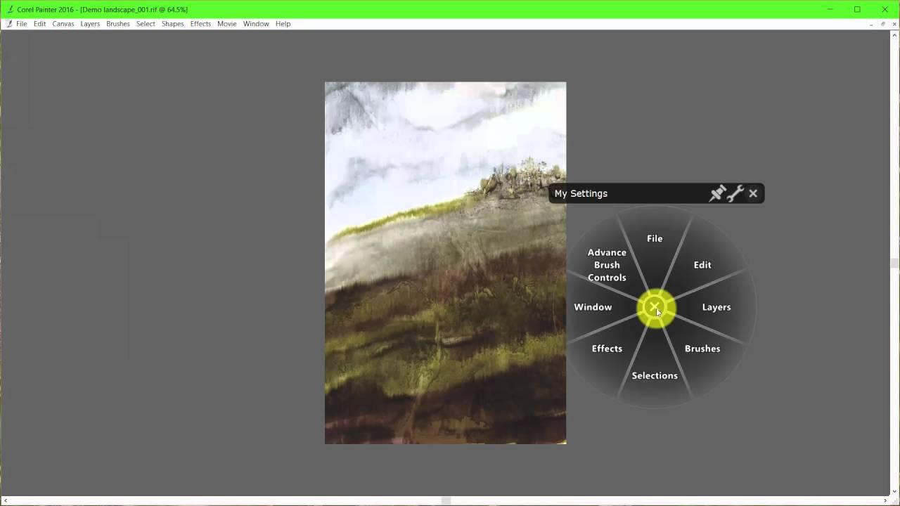 001-Wacom On Screen Controls Intro