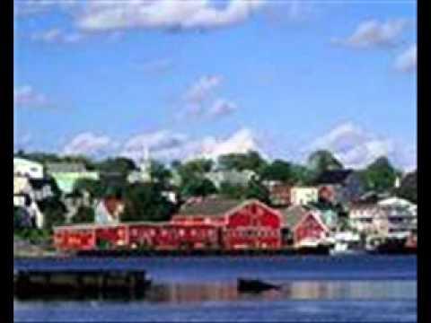 The city of Halifax, Nova Scotia