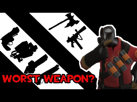 Download What is TF2's Worst Weapon?  Part 1 