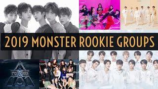 2019년 데뷔 신인 그룹들 소개, 멤버 프로필   2019 Debut Rookie Groups Introduction, profile
