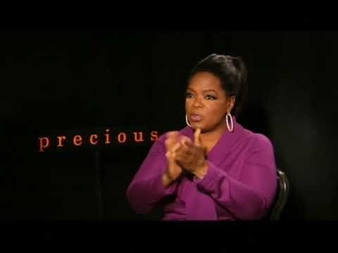 Precious: Based On The Novel Push - Oprah Winfrey Interview