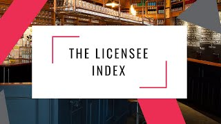 The Licensee Index | Research review