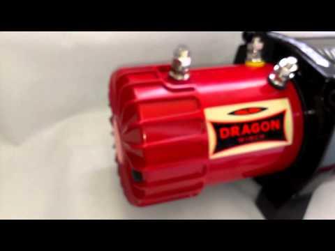 лебедка Dragon Winch 13000 HD 12V