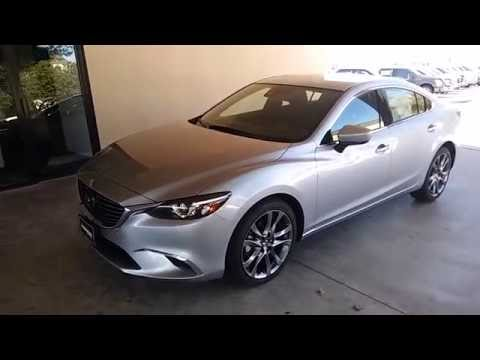 Sporty Sophisticated 2017 Mazda 6 Review