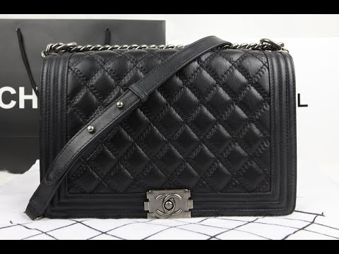 Chanel Leboy Bag Review And What Fits Inside