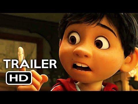 Download Youtube: Coco Official Trailer #5 (2017) Gael García Bernal Disney Pixar Animated Movie HD