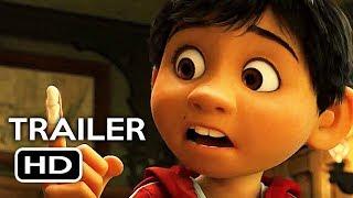Coco Official Trailer #5 (2017) Gael García Bernal Disney Pixar Animated Movie HD