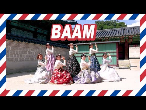 [KPOP IN PUBLIC CHALLENGE] MOMOLAND모모랜드 'BAAM' Dance Cover by KEYME from TAIWAN