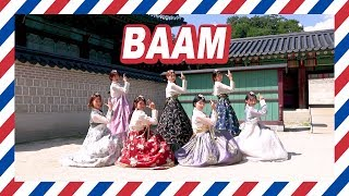 Baixar [KPOP IN PUBLIC CHALLENGE] MOMOLAND모모랜드 'BAAM' Dance Cover by KEYME from TAIWAN