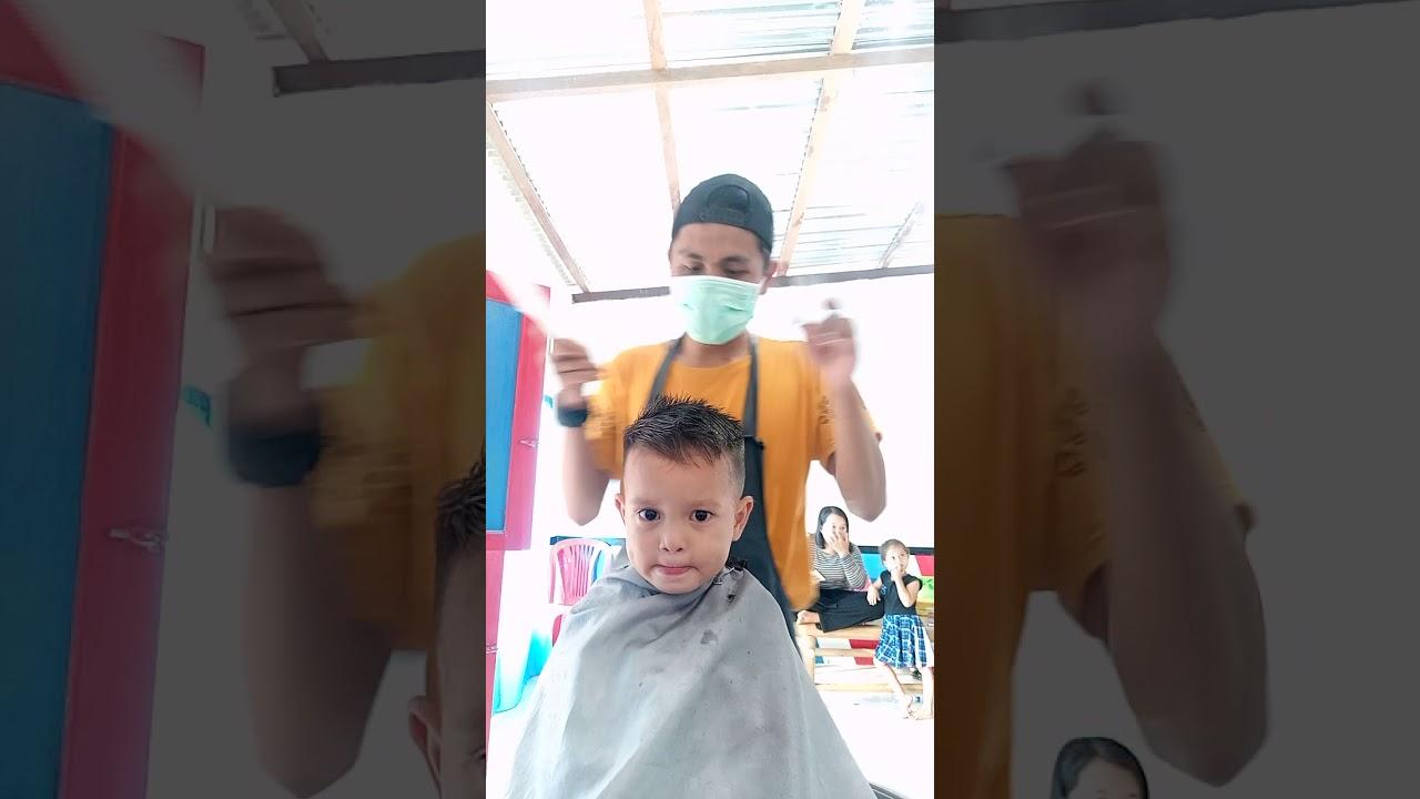 Gaya rambut buat anak se umur ini - YouTube