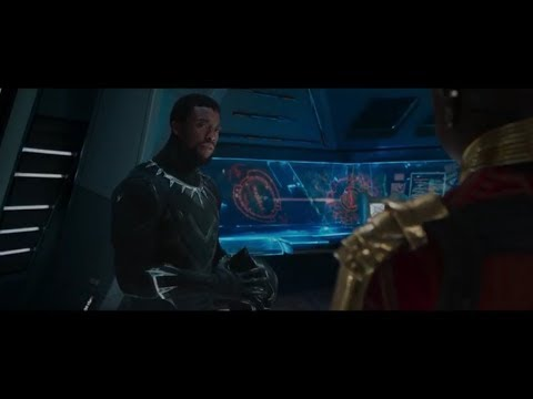 BLACK PANTHER - I NEVER FREEZE
